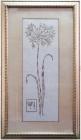 .Tranh thêu hoa tú cầu(67*115) T002008