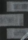. Thảm mỹ thuật xù Art-S105Black