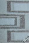 . Thảm mỹ thuật xù Art-S105white