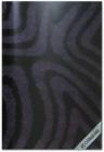 . Thảm mỹ thuật art-c650black-violet