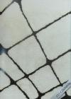 . Thảm mỹ thuật xù Art-C260white