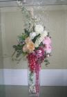 Bình TT hoa hồng, chùm nho G000021 (hết hàng)