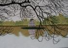Hồ Gươm mùa thu T001044(hết hàng)