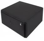 Hộp cabinet thấp đựng hồ sơ VP  có khóa nâu_QT01058