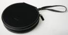 Hộp tròn CD dây kéo đen(15.5xH3cm)_QT010011