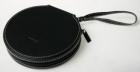 Hộp tròn CD dây kéo nâu(15.5xH3cm)_QT010012
