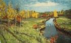Tranh mùa thu vàng T002006 (hết hàng)