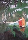 .Tranh thêu Hạ Long (42*60) T001045