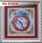 Tranh thêu đồng hồ T001006